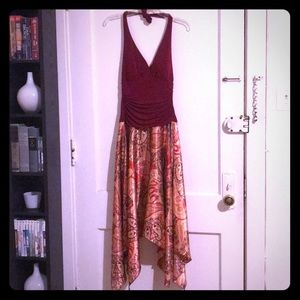 Sz Small dress. Worn once; like new condition